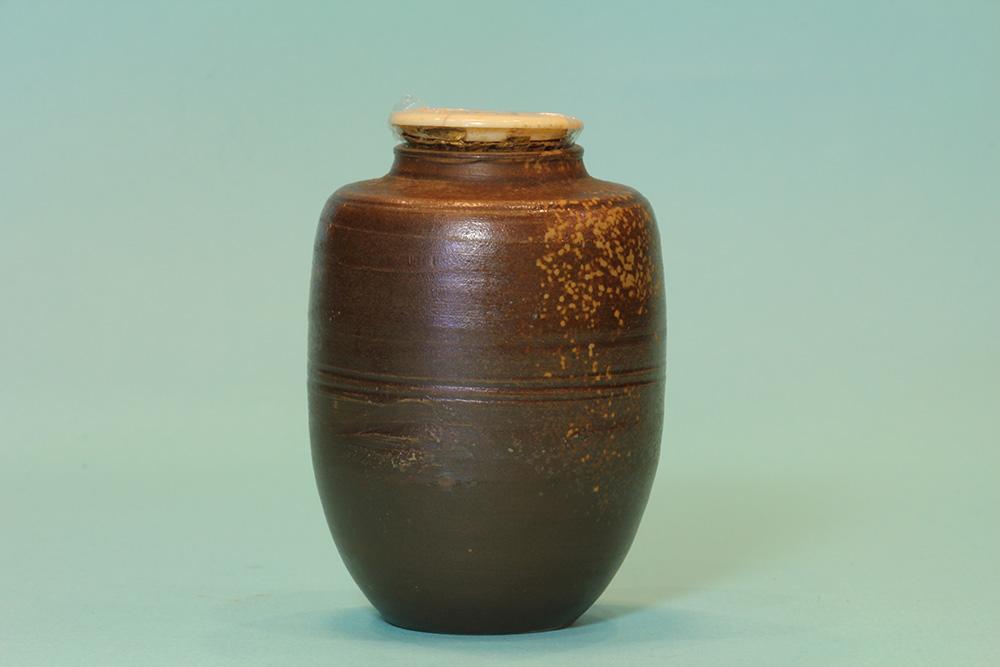 濃抹茶罐(盒)