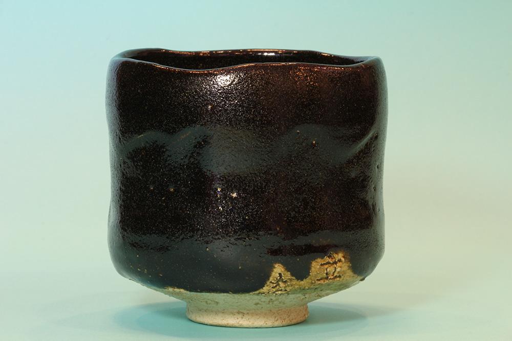 黑樂燒茶碗 (盒)