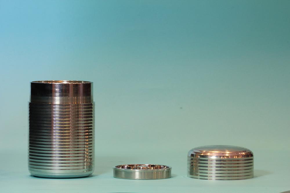 環紋新錫罐(盒)