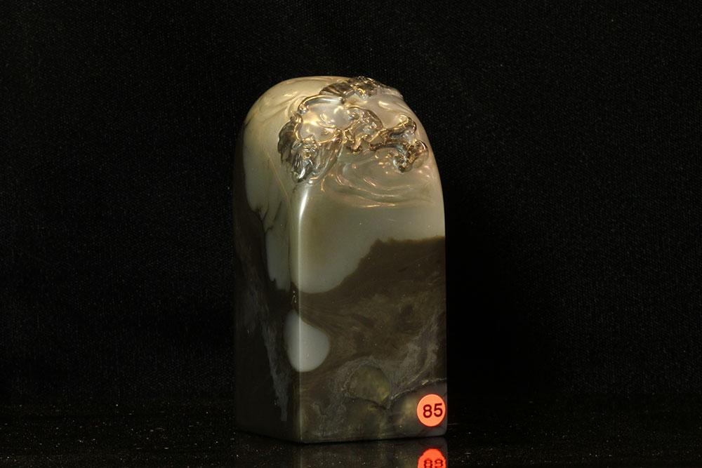壽山石坑頭