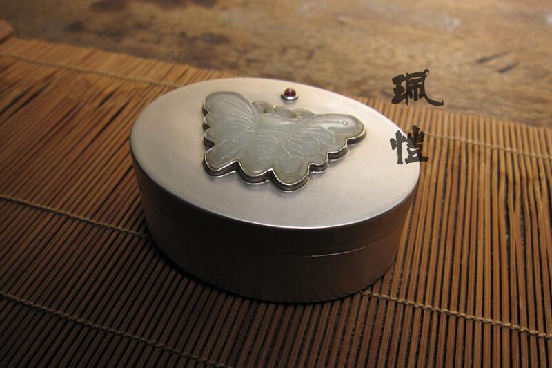 軟玉銀香盒B 02 - 珮愷