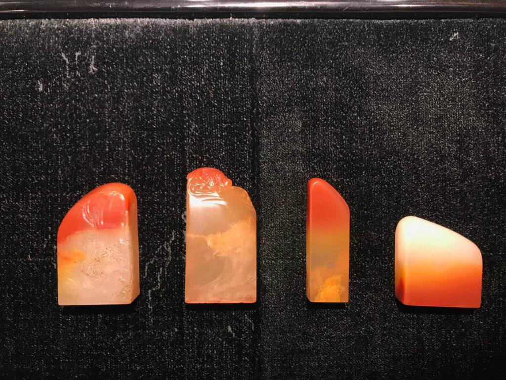 壽山雞母窩石