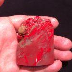 昌化雞血石